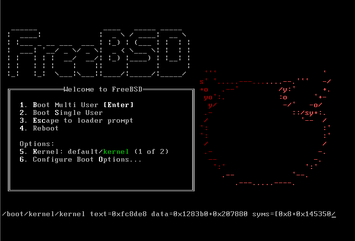 How-To: Install FreeBSD 10.2