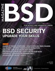 BSD Magazine: BSD Security - upgrade your skills