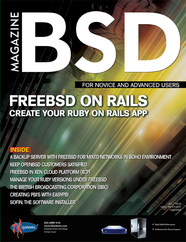 BSD Magazine (June 2013): FreeBSD on Rails