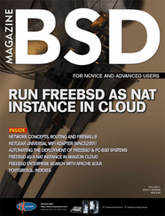 Run FreBSD as NAT instance in Cloud