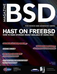 BSD Magazine (November 2013): Hast on FreeBSD