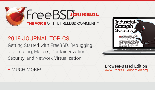 FreeBSD Journal now freely available