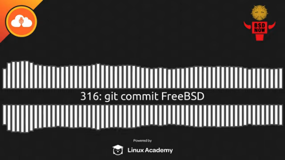 BSD Now 316: git commit FreeBSD