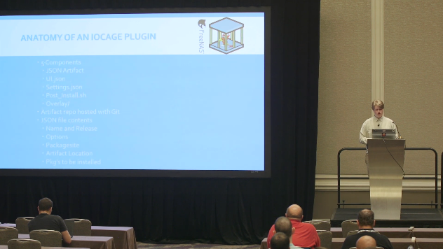 FreeBSD at Work: Building Network and Storage Infrastructure with pfSense and FreeNAS (@ vBSDcon 2019)