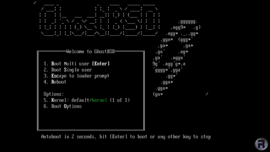 GhostBSD 20.01 Review by RoboNuggie
