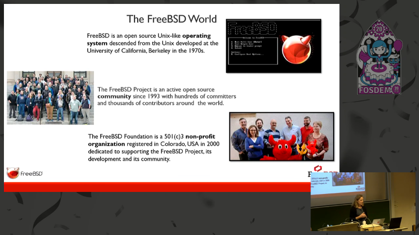 FreeBSD Around the World, and Why You Should Get Involved!