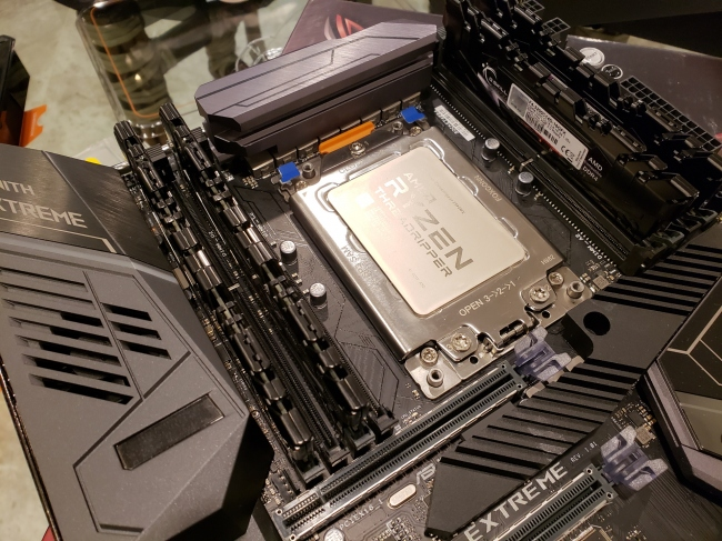 FreeBSD & DragonFlyBSD AMD Threadripper 2990WX Benchmarks