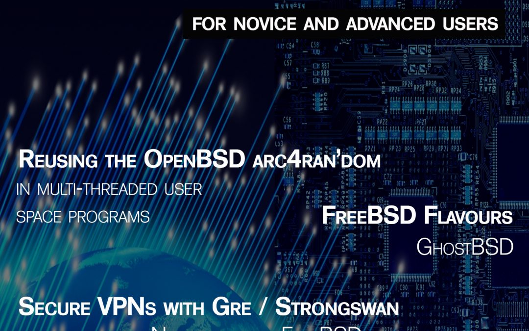 BSD Magazine – Reusing the OpenBSD in Multi-Threaded User Space Programs