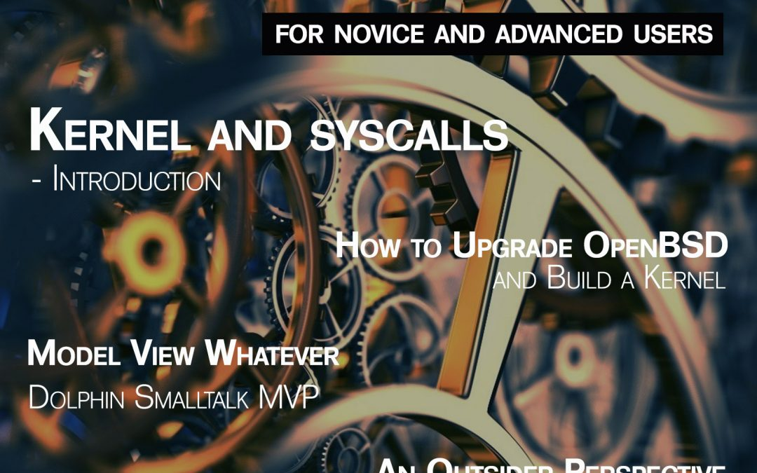 BSD Magazine – Introduction to Kernel and Syscalls