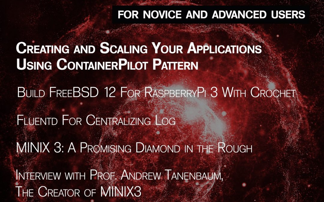 BSD Magazine: Creating and Scaling Your Applications Using ContainerPilot Pattern