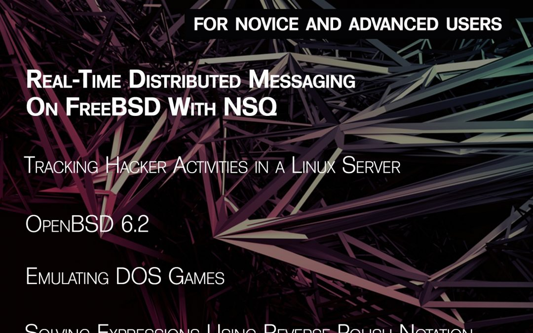 BSD Magazine: Real-time Distributed Messaging On FreeBSD With NSQ