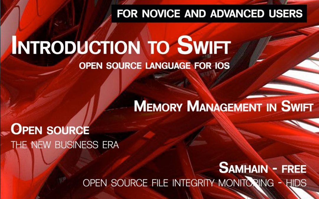 BSD Mag – Introduction to Swift, Open Source Language for iOS