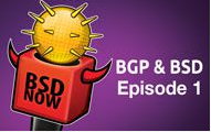 bsdnow.tv Podcast – Episode 1