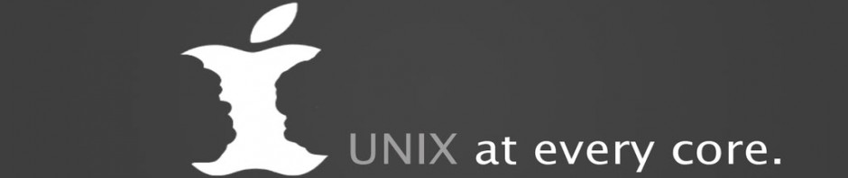 Smells Like UNIX Spirit by Andy