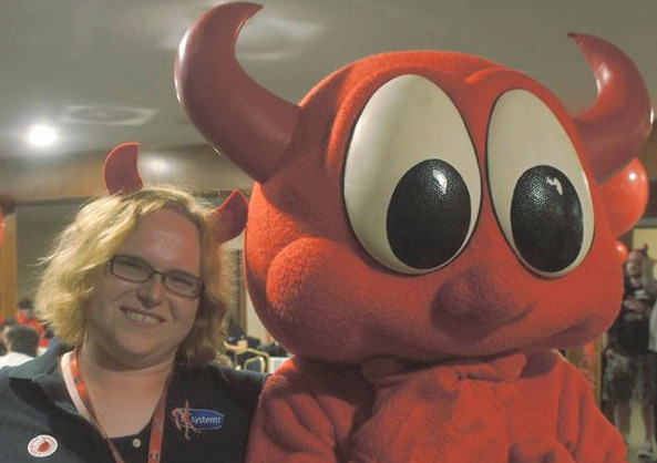 Faces of FreeBSD: Erin Clark