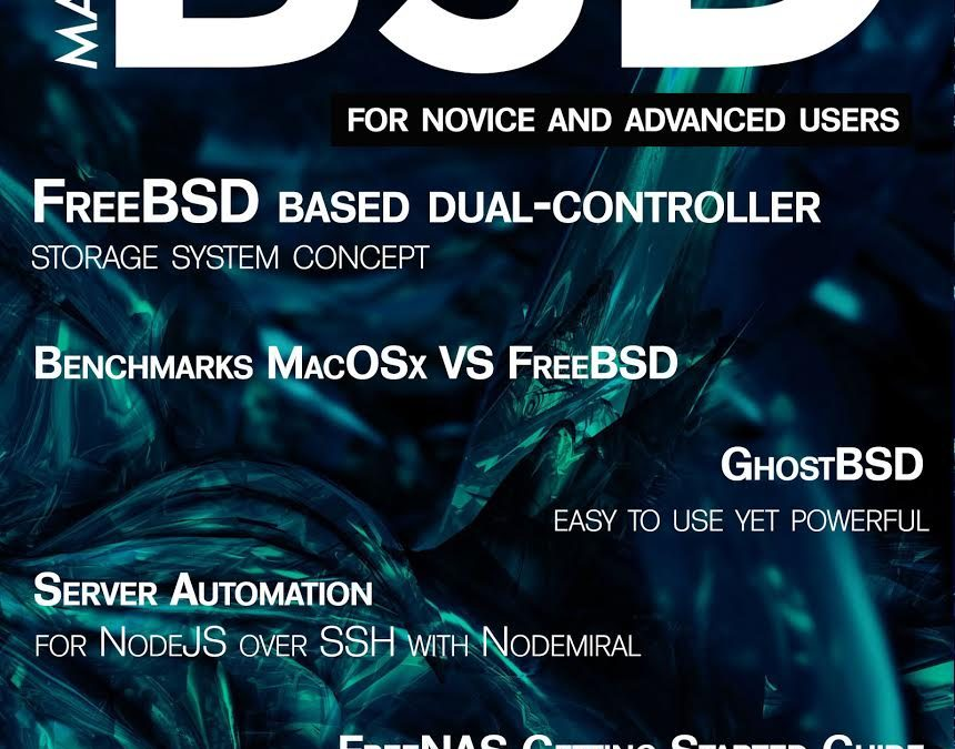 BSD Magazine: FreeBSD Based Dual – Controller Storage System Concept