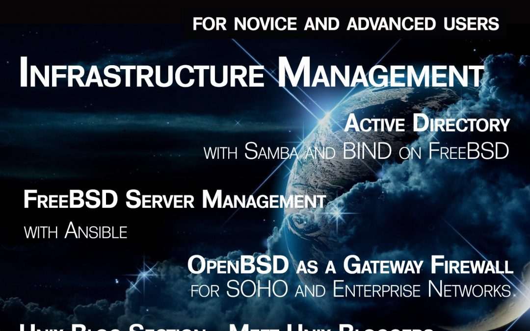 BSD Magazine Infrastructure Management