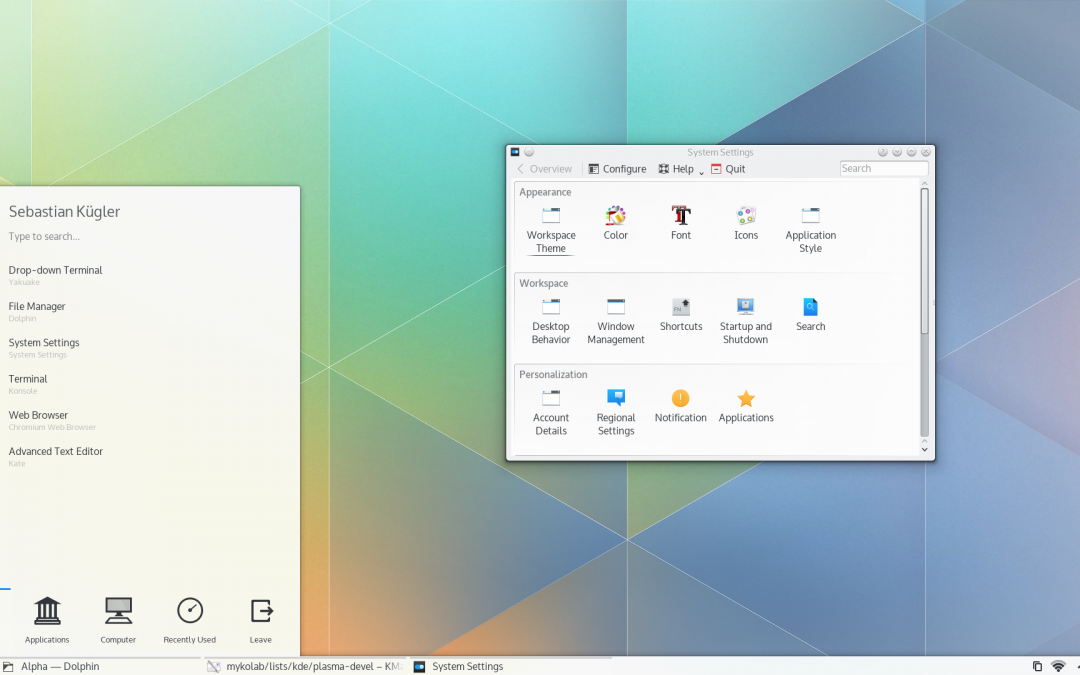 KDE Plasma 5 coming to FreeBSD Ports soon