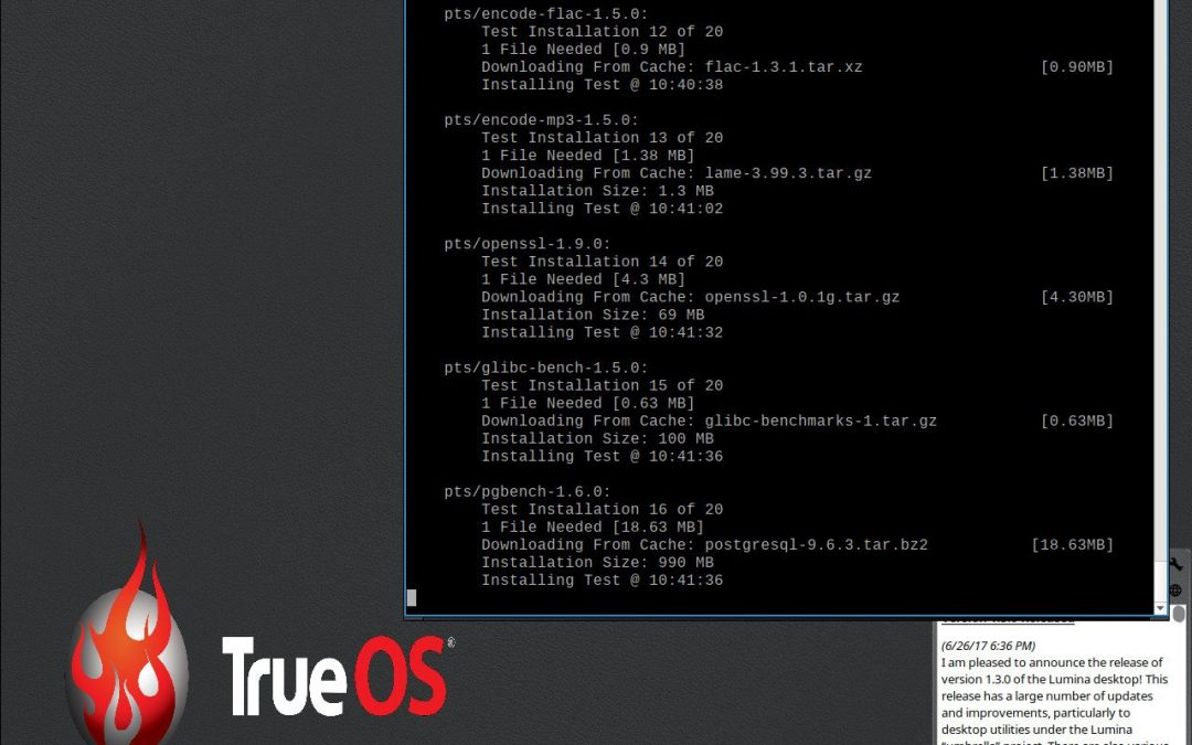 [Phoronix] FreeBSD/TrueOS On The Xeon Scalable + Tyan GT24E-B7106