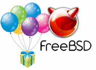FreeBSD, 20 years young