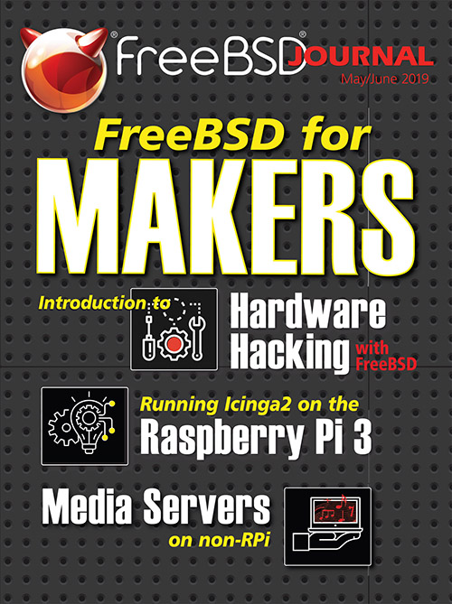 FreeBSD Journal: FreeBSD for Makers