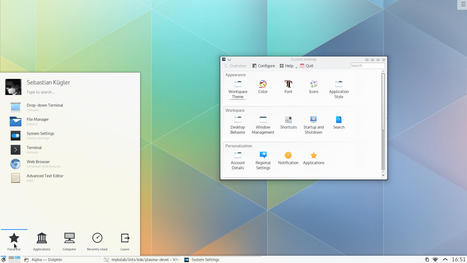 KDE Plasma 5 coming to FreeBSD Ports soon - FreeBSDNews com