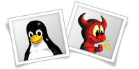 """The Devil & BSD: Leaving Linux Behind"" – Larry"