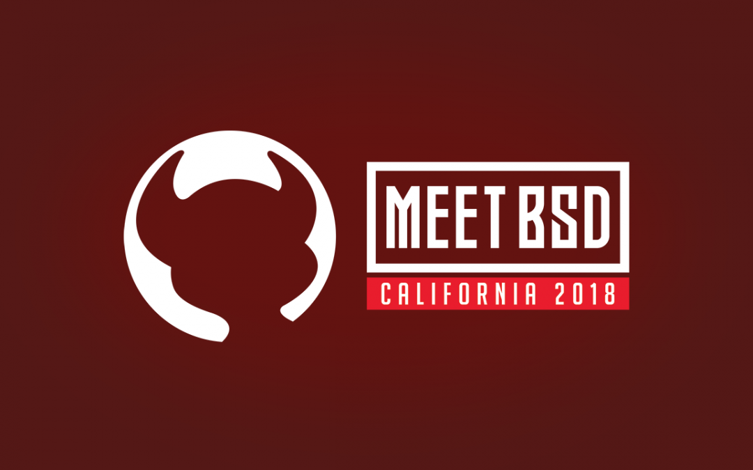 MeetBSD California 2018 Promo Video